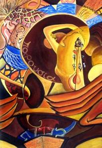 painting by Justin Morris (cui.edu)